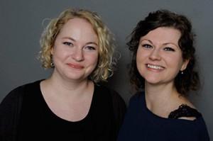 Madlen Liebenow & Susann Bierstedt - Praxisinhaberinnen