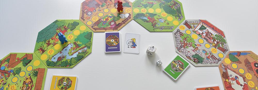 Spiel (Achteck)
